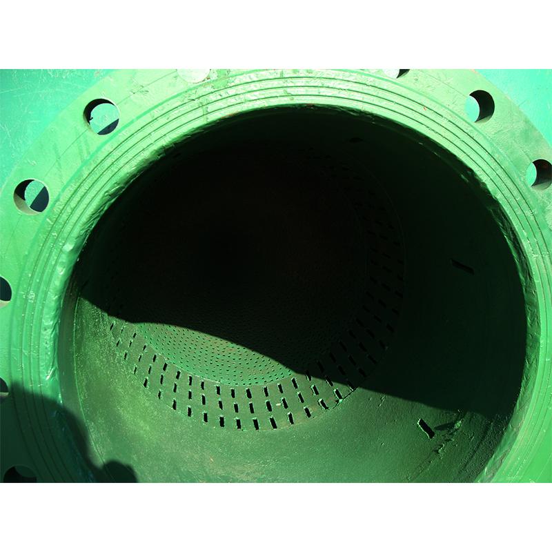 旋流式除污器