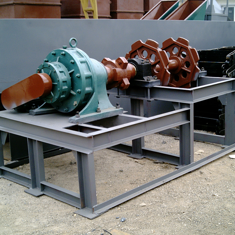 ZBC型重型板链除渣机