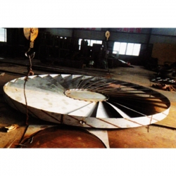 YKST型旋流板脱硫塔